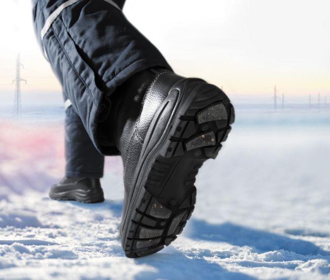 «Энергоконтракт» будет поставлять обувь для защиты от термических рисков электрической дуги с новой противоскользящей подошвой