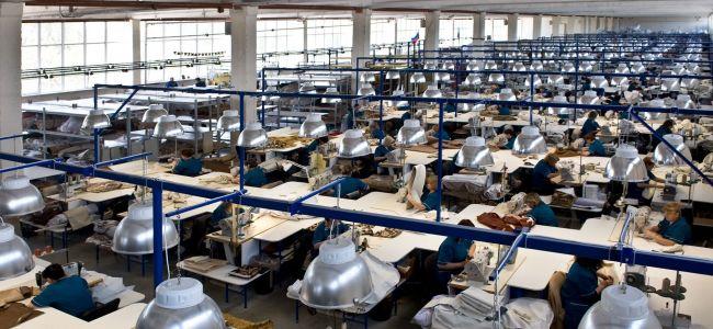 Производство легкой промышленности в Казахстане выросло на 15%