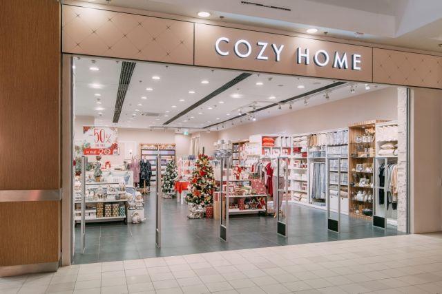 Cozy Home открыла новые магазины в 4 регионах
