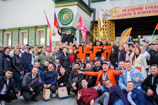 Российские шеф-повара посетили двухдневный фестиваль «Chefs Team Fest»