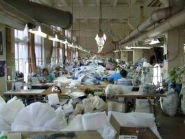 Швейное предприятие принимает заказы на пошив верхней одежды