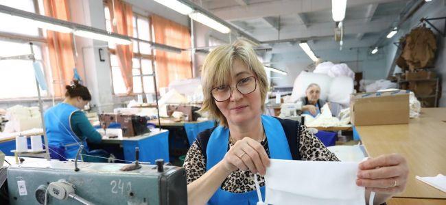 Текстильная отрасль менее пострадала из-за кризиса