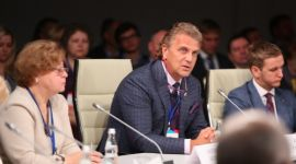 Глава Союзлегпрома предложил субсидировать затраты на участие российских производителей в отраслевых выставках