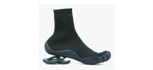 Balenciaga анонсировал новую коллекцию обуви