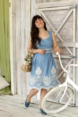 Женские платья и сарафаны от производителя, мелкий и крупный опт