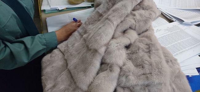 В Забайкалье изъяли шубы на 7 миллионов рублей