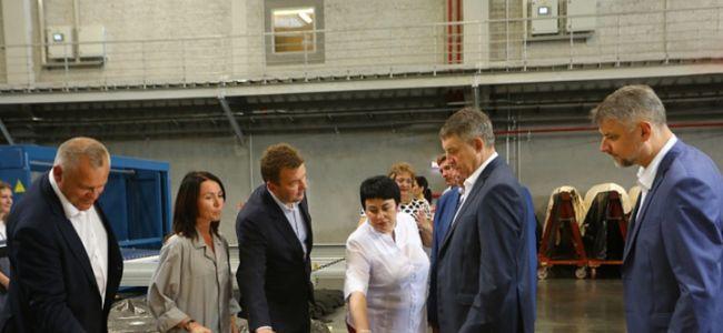 В Брянской области открылось кожевенное производство