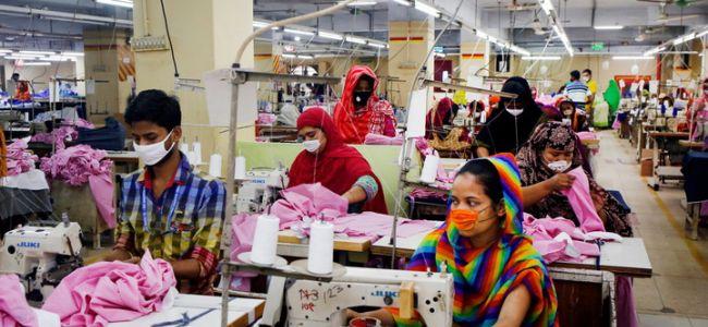 Бангладеш запускает швейное производство, несмотря на пандемию