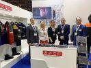 Группа компаний «Энергоконтракт» представила достижения российской лёгкой промышленности на 32-й международной выставке «А+А» в