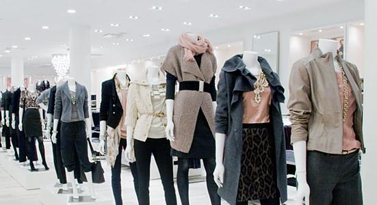 Российские магазины одежды могут обязать устанавливать манекены, соответствующие среднестатистическим размерам