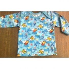 Рубашка Туда-сюда (трикотаж)