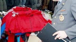 В Ставропольском крае изъята партия контрафактной спортивной одежды