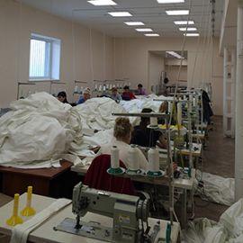 Швейное производство предлагает услуги по пошиву изделий любой сложности