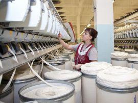 «Камышинский текстиль» потратит на модернизацию порядка 8,7 млн рублей госсубсидий