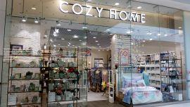 Открылся новый магазин COZY HOME в Москве