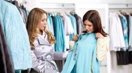 Рост российского рынка одежды составит не более 5 проц в 2018 году