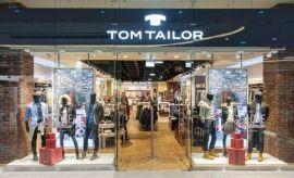В Сургуте открылся первый розничный магазин сети Tom Tailor