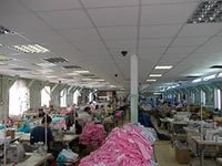 В Калужской области ищут способы спасения Мещовской швейной фабрики