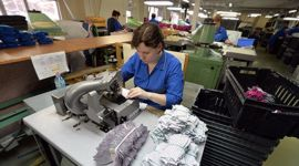 19 миллионов рублей субсидий получат нижегородские предприятия легкой промышленности
