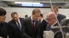 На предприятии «БТК групп» прошло совещание по вопросам развития легкой промышленности под руководством Министра промышленности